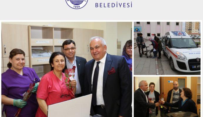 Başkan Tollu'dan 'Sağlık Haftası' Mesajı