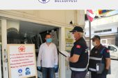 Erdemli'de Faaliyete Başlayan Berber ve Kuaförlere Zabıtadan Sıkı Denetim
