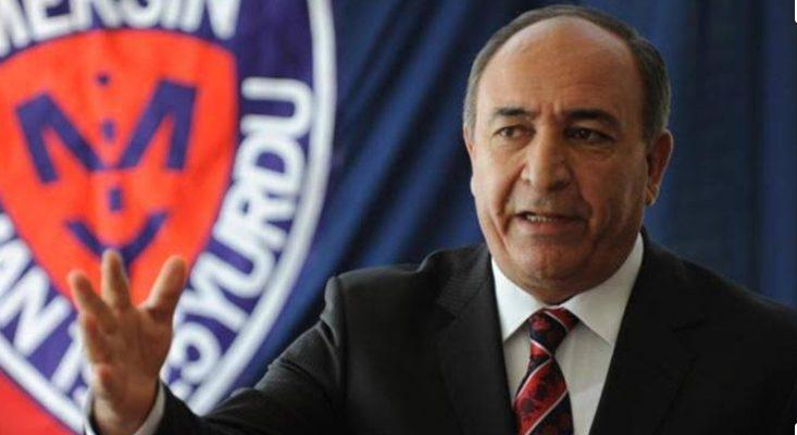 """BAŞKAN ALİ KAHRAMANLI """" KONU MİY İSE GERİSİ TEFERRUATTIR"""""""