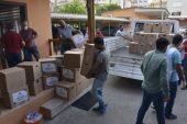 Yenişehir Belediyesi gıda yardımlarını sürdürüyor
