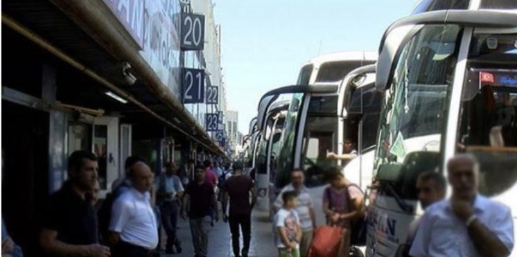 Otobüs firmaları seferlere başlıyor!