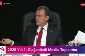 MBB MECLİSİN'DE MESKİ'NİN DE BORÇLANMA TALEBİ REDDEDİLDİ