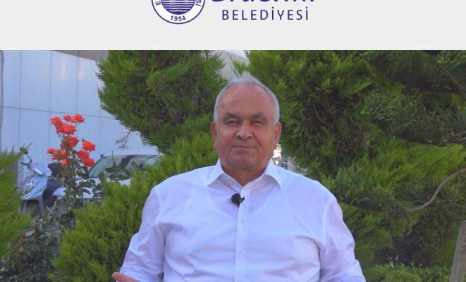 Başkan Tollu'dan Bayram Mesajı