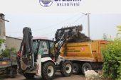 Erdemli'de Çiftçilerin Güz Temizliğine Belediye Desteği