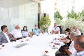 Başkan Tarhan'dan Yeni İmar Planı Turları