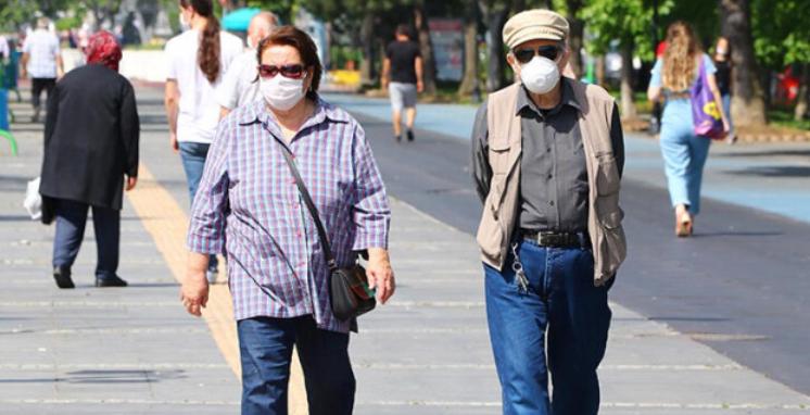 81 ilde bugünden itibaren maske takmamanın cezası 900 lira