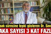 Ünlü doktor Serdar Savaş: Vaka sayısı 3 kat fazla!