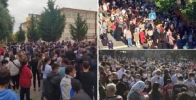 LGS'deki kalabalık isyan ettirdi: İşte tedbir, işte mücadele!