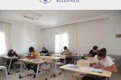 Erdemli Belediyesi Kurs Merkezlerinden Kontrollü Sınav