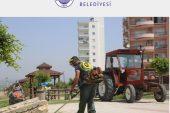 Erdemli Belediyesi'nden Çevre Düzenlemesi
