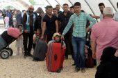 Mersin ve Türkiye'deki Suriyeli mültecilerin sayısı ve ilk 10 şehirde şehir nüfusu içindeki payı