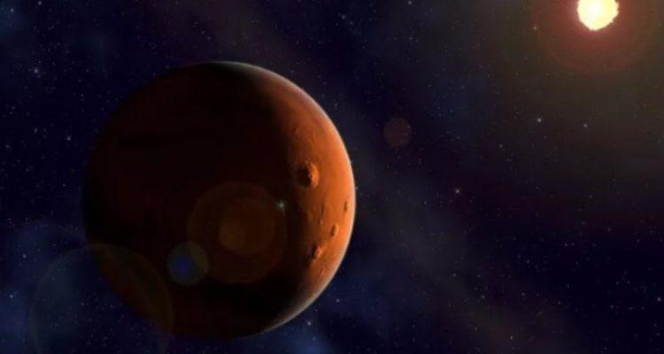 NASA, Mars'ta çekti: İnsanoğlu yalnız değil tezi kanıtlandı