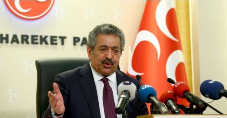 """MHP yine """"FETÖ'nün siyasi ayağını"""" sordu"""