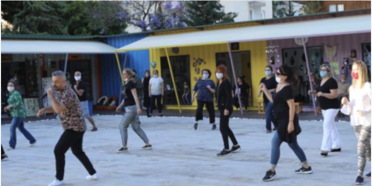 Mezitli Belediyesi Yaz Kursları Başladı