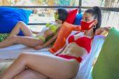 Plajların yeni trendi trikini