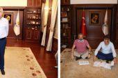 Gerçek Haber!!!Zeydan Karalar'ın makam odası haczedildi…