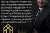 """ÜMİT METE """"Düşük faizli konut kredisi, Türkiye genelinde olduğu gibi Mersin'de de haziran ayında konut satışlarını patlattı"""""""