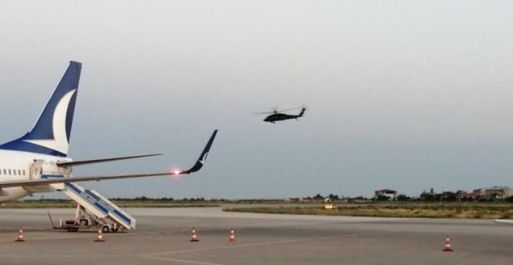 Van'dan acı haber: Keşif uçağı düştü: 7 şehit