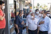 BAŞKAN SEÇER, KURDALİ MAHALLESİ'NDE VATANDAŞLARLA BULUŞTU