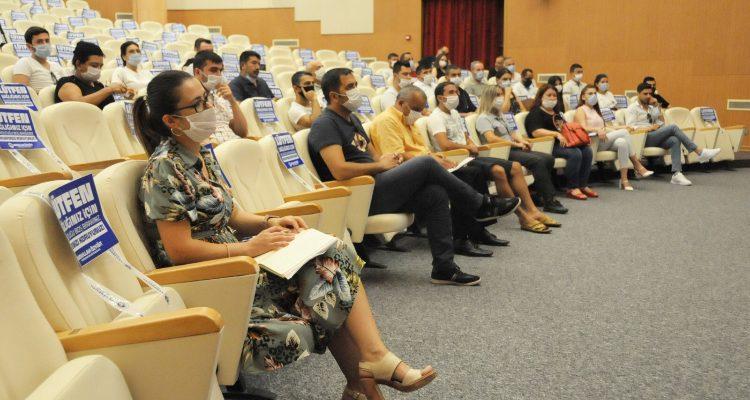 Yenişehir Belediyesinden hizmet içi eğitim