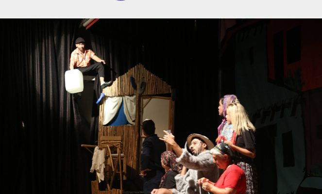 Belediye Şehir Tiyatrosu 'Odun' Oyunu ile Perde Dedi
