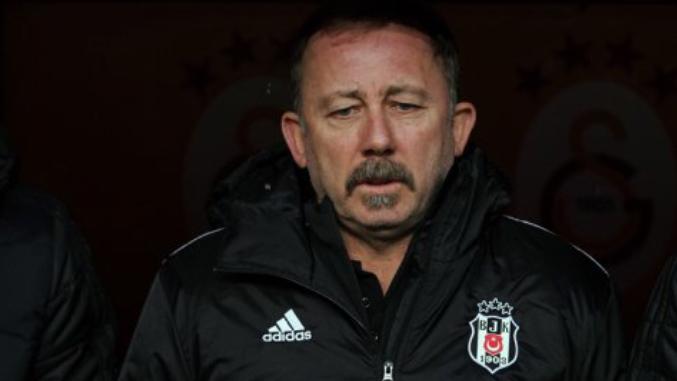 TFF ve kulüplerden Sergen Yalçın'a 'geçmiş olsun' mesajı