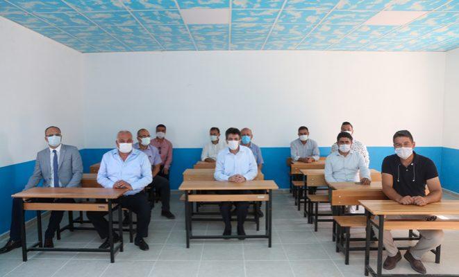 """Erdemli Belediyesi'nden Eğitime Destek"""""""