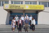 Ulaştırma Hizmetleri Mesleki ve Teknik Anadolu Lisesi Yürütme Kurulu Toplantısı yapıldı