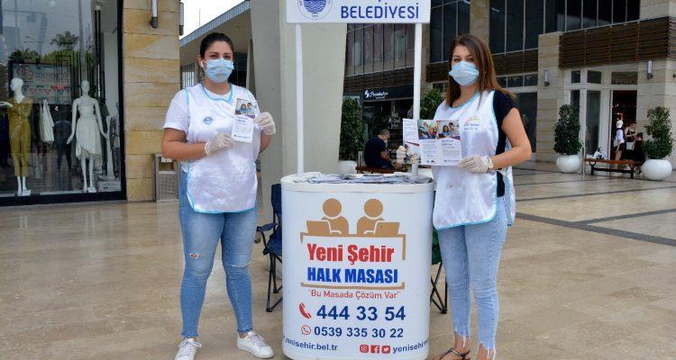YENİŞEHİR BELEDİYESİNDEN BİR İLK DAHA;  Yenişehir Belediyesi aileleri uzaktan eğitime hazırlıyor