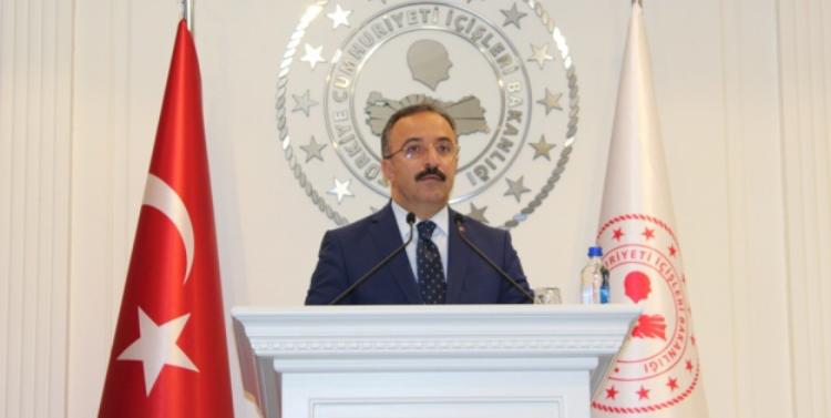 İçişleri Bakanı Yardımcısı Çataklı'dan Sokağa çıkma yasağı açıklaması
