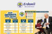 Erdemli Belediyesi Kurs Merkezlerinden Büyük Başarı