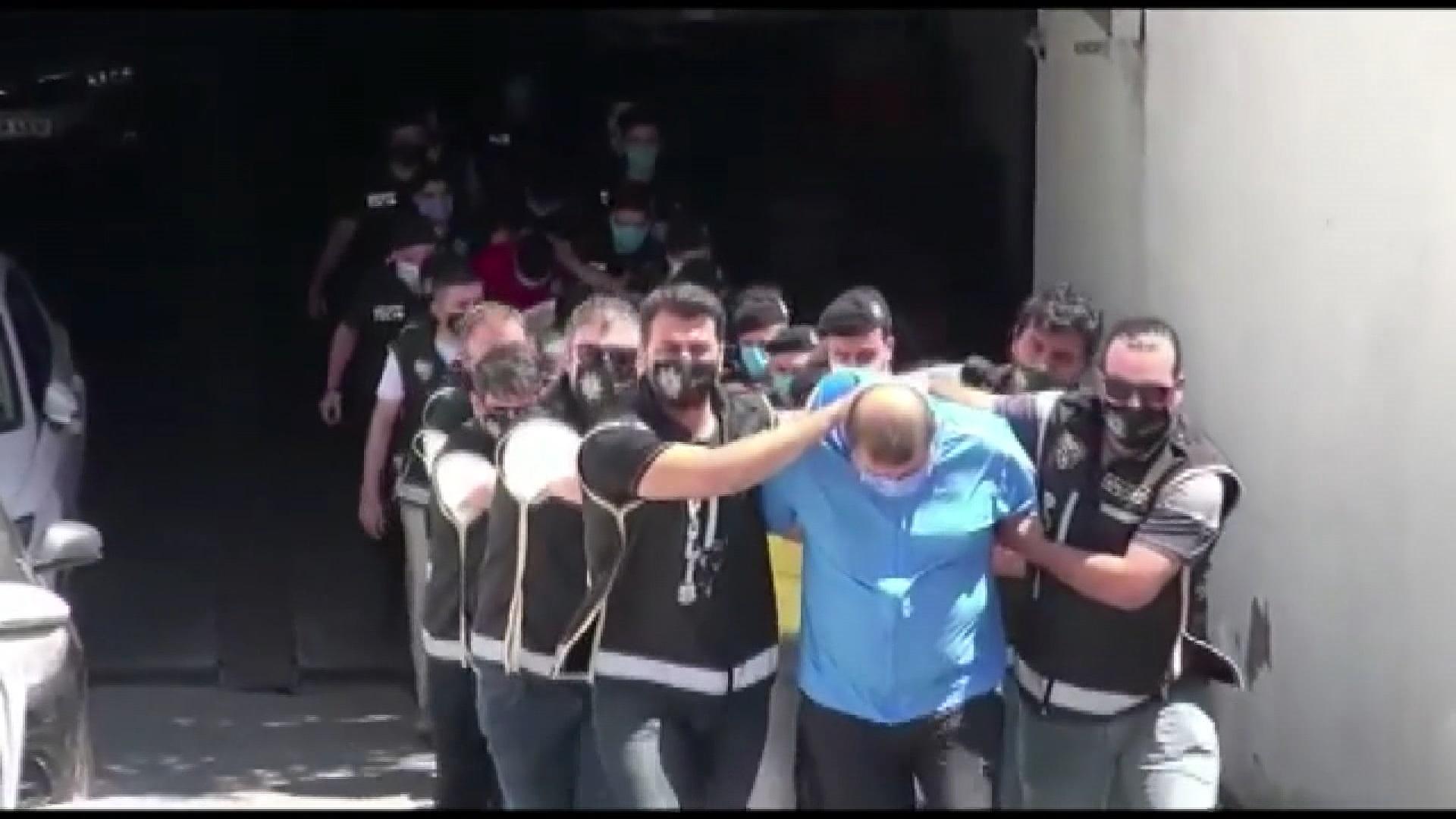 Sedat Peker operasyonunda 9 tutuklama