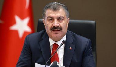 TÜRKİYE'DE CORONA VİRÜS Son 24 saatte79 can kaybı, 22 bin 332 yeni vaka