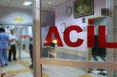 Kurban kesimi sırasında yaralanan 5 bin 825 kişi hastaneye başvurdu