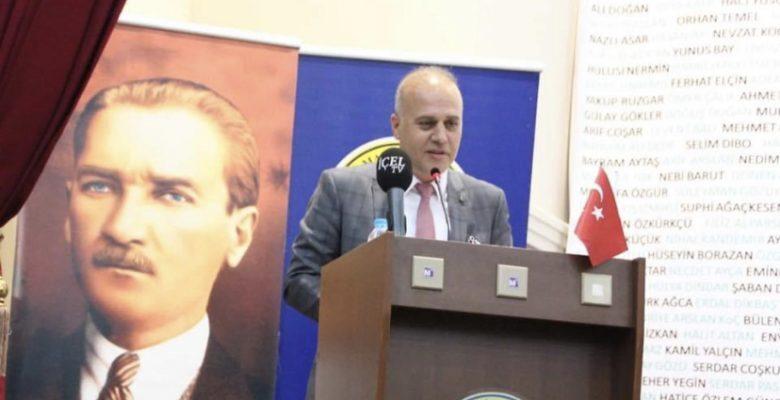 İçel İdman Yurdu Basın Sözcüsü Halim Yiğit'ten Kurban Bayramı Mesajı