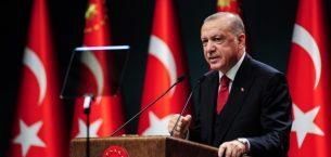 Cumhurbaşkanı Erdoğan: İnşallah bu zorlu süreci en kısa sürede atlatacağız