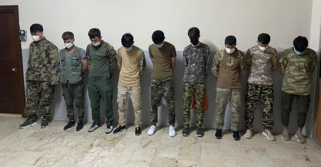 Üniformalı Afganlar için karar verildi