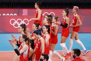 Filenin Sultanları, Tokyo Olimpiyatları'na 3-2 yenilerek veda etti