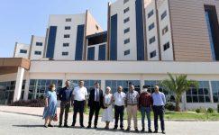 Başkan Özyiğit'ten üniversite öğrencilerine misafirhane müjdesi