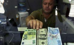 Faiz kararı beklenirken, euro ve dolar uçuşa geçti