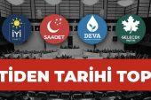 Millet İttifakı, Gelecek ve DEVA Partisi'nden parlamenter sisteme dönüş toplantısı