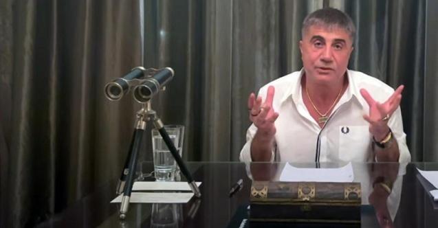 Sedat Peker: Seni uyarıyorum, yoksa tekrar top 10 listesine alacağım