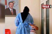 Mersin'de tepki çeken fotoğraf! Sağlık emekçilerini ayaklarına çağırdılar
