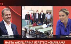 """SEÇER: """"ÖNÜMÜZDEKİ MECLİS'E 2022 YILININ BÜTÇESİNİ GETİRECEĞİZ"""""""