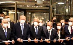 Cumhurbaşkanı Erdoğan, Mersin'de