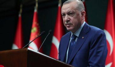 Erdoğan: 15 bin yeni öğretmen ataması daha fazlası