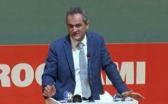 Milli Eğitim Bakanı Mahmut Özer: Okulları kapatılması ile ilgili açıklama!!