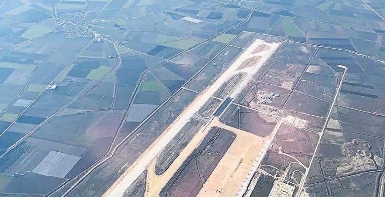 Mersin'de 3 kez temel atma töreni yapılan Çukurova Havalimanı'na 2.3 milyar teşvik