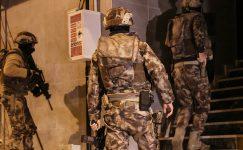 İstanbul merkezli 15 ilde DHKP-C operasyonu: 126 gözaltı kararı