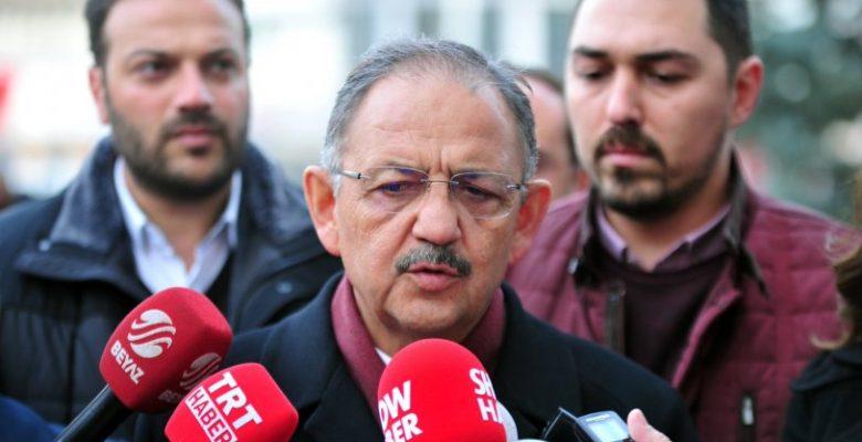 AKP'li Özhaseki: 'Asla iktidarı bırakmamak lazım'